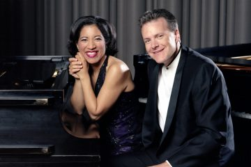 Duo Pianists: Anne Louise-Turgeon and Edward Turgeon